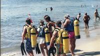 Certified Scuba Diving Maui Hawaii