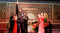 Madrid Walking Tour and Flamenco Show with Tapas