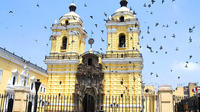 Lima Walking City Tour from Jorge Chavez Airport Private Car Transfers