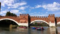 Verona Rafting Tour on the River Adige
