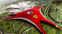 Ferrari Park General Admission Ticket with return transfer from Dubai