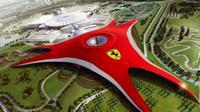 Ferrari Park General Admission Ticket with return transfer from Dubai