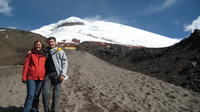 3-Day Andean Train and Volcanoes