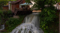 Half-Day Rastoke Millers Village and Barac Caves Tour from Plitvice