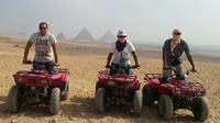 Private Day Tour: Giza Pyramids and Quad Bike Adventure