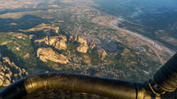 Meteora Sunset Small-Group Hot-Air Balloon Ride