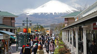 Day Trip to Mt Fuji 5th Station, Lake Kawaguchi and Gotemba Outlets from Tokyo
