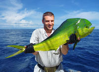 Group Punta Cana Deep-Sea Fishing Charter