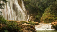 Samaná Waterfall Tour with Cayo Levantado from Punta Cana