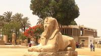 Full-Day Tour from Cairo: Giza Pyramids Sphinx Memphis and Sakkara