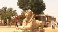 Full-Day Tour from Cairo: Giza Pyramids Sphinx Memphis and Saqqara