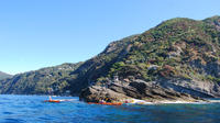 Full Day Sea Kayak Tour in Portofino