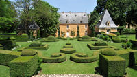Private Tour of Eyrignac Manor Gardens in Salignac