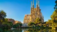 Barcelona Walking Tour with Priority Access Sagrada Familia