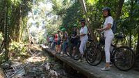 Half-Day Siam Sawan Jungle Bike Tour of Bangkok