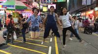 3-Hour Private Mongkok City Night Tour in Hong Kong