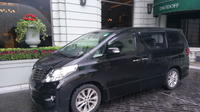 Hong Kong Private Arrival Transfer: Airport to Hotel Private Car Transfers