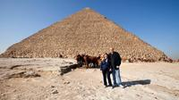 Shore Excursion: Cairo Day Tour From Alexandria Port to Pyramids of Giza and Egyptian Museum Private Car Transfers