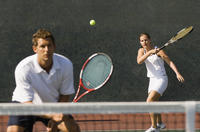 St Martin 4-Person Tennis Clinic