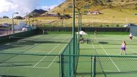 St Martin/St Maarten Private Tennis Lesson for Two People