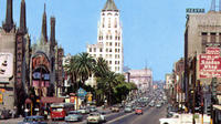 Hollywood Boulevard Walking Tour
