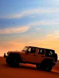 2-Day or 3-Day Self-Drive 4x4 Desert and Camping Adventure from Dubai
