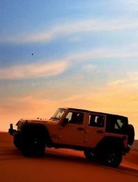 Dubai Self-Drive 4WD Desert and Dune Bash Safari