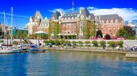Excursión de día completo de Vancouver a Victoria en ferry
