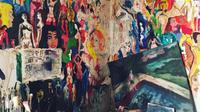 Exclusive look inside an artist's studio