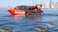 Gold Coast Combo: Ocean Jet-Boat Ride and Helicopter Flight