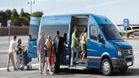 Shared Arrival Transfer: Antalya Airport to Alanya Hotels Private Car Transfers