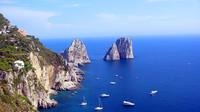 Capri and Anacapri Guided Tour from Amalfi Coast