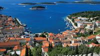 Full-Day Private Hvar, Brac, and Pakleni Islands Boat Cruise from Trogir
