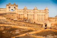 Private Jaipur City Highlights Tour with a visit to The Amber Fort and The City Palace