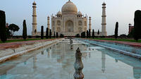 Private Tour to Agra Taj Mahal from Delhi by Train