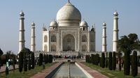 Taj Mahal Day Trip by Train from Jaipur Ending in Delhi