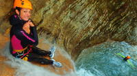 Gumpenfever Canyoning Tour from Lake Garda
