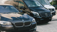 Brisbane Airport to Hotel Round-Trip Private Business Transfer Private Car Transfers