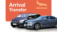 Private Arrival Transfer from Mexico Airport to Mexico City Center Private Car Transfers