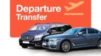 Private Departure Transfer: Calgary Downtown to Calgary Airport Private Car Transfers