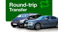 Private Toronto Pearson Airport - Toronto City Center Round-Trip Transfer Private Car Transfers