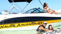 Water Sports Private Boat Tour in Cancun