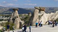 Private Full-Day Cappadocia Tour Including Goreme Open Air Museum