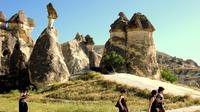 Small-Group Cappadocia Full-Day City Tour with Airport Transport and Lunch Private Car Transfers