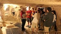 Small Group: Cappadocia Full Day Tour with Red Valley and Kaymakli Underground City