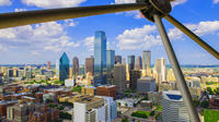 Dallas Reunion Tower GeO-Deck Observation Ticket