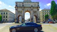 Private Luxury Munich Airport Departure Shuttle: Your Munich Hotel to Munich Airport