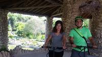 San Antonio Electric Scooter tour to The Japanese Tea Garden
