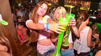 Señor Frogs Cancun: Open Bar Glow Party with Skip-the-Line Access