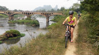 Guilin Mountain Bike Cycling Excursion to Countryside and Wild Nature